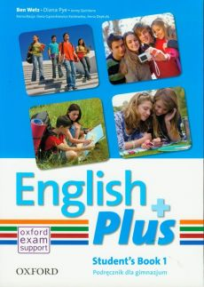 English Plus 1 Student's Book - Diana Pye, Jenny Quintana, Ben Wetz