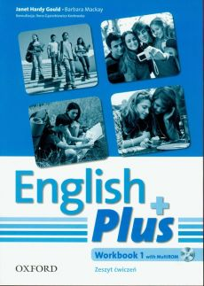 English Plus 1 Workbook + CD - Outlet - Gould Hardy Janet, Barbara Mackay