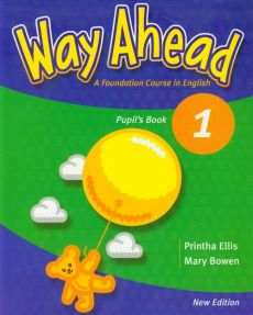 Way Ahead 1 Pupil's Book - Outlet - Mary Bowen, Printha Ellis