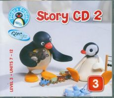 Pingu's English Story CD 2 Level 3 - Daisy Scott