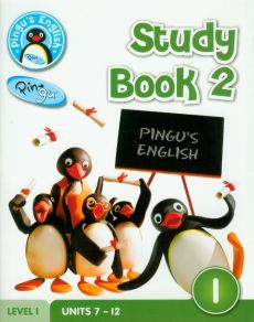 Pingu's English Study Book 2 Level 1 - Diana Hicks, Daisy Scott