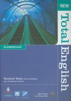 Total English New Elementary Students' Book + CD A1-A2 - Outlet - Mark Foley, Diane Hall