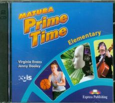 Matura Prime Time Elementary Class CD 1-4 - Outlet - Jenny Dooley, Virginia Evans