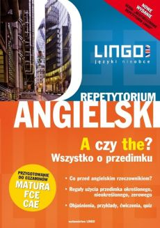 Angielski A czy the? - Outlet - Anna Treger