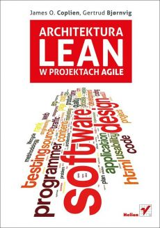 Architektura Lean w projektach Agile - Outlet - Coplien James O. Bjornvig Gertrud