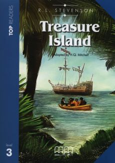 Treasure Island + CD - H.Q. Mitchell