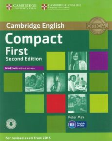 Compact First Workbook without answers