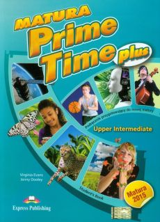 Matura Prime Time Plus Upper Intermediate Student's Book - Outlet - Jenny Dooley, Virginia Evans