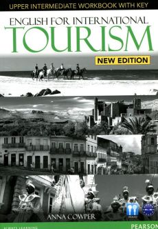 English for International Tourism New Edition Upp-Int WB+key DV - Anna Cowper