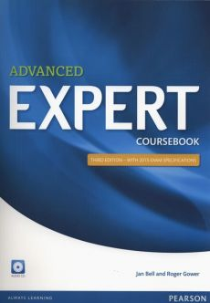 Advanced Expert Coursebook + CD - Jan Bell, Roger Gower