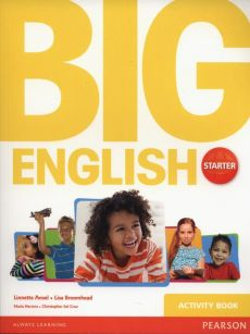 Big English Starter Activity Book - Mario Herrera, Sol Cruz Christopher