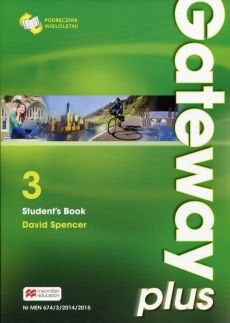 Gateway Plus 3 Student's Book Podręcznik wieloletni - David Spencer