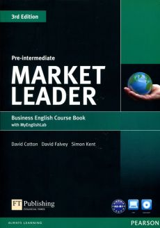 Market Leader 3Ed Pre-Intermed SB +DVD +MyEngL - David Cotton, David Falvey, Simon Kent