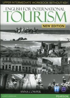 English for International Tourism Upper Intermediate Workbook + CD - Outlet - Anna Cowper