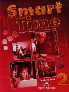 Smart Time 2 Teacher's Book - Jenny Dooley, Virginia Evans, Bożena Sendor-Gala
