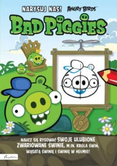 Bad Piggies Narysuj nas!