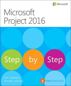 Microsoft Project 2016 Krok po kroku - Carl Chatfield, Timothy Johnson