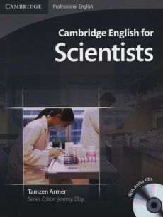 Cambridge English for Sciencists + CD - Tamzen Armer