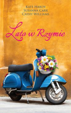 Lato w Rzymie - Outlet - Susanna Carr, Kate Hardy, Cathy Williams
