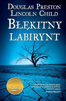 Błękitny labirynt - Lincoln Child, Douglas Preston