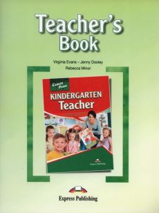 Career Paths Kindergarten Teacher Teacher's Book - Jenny Dooley, Virginia Evans, Rebecca Minor