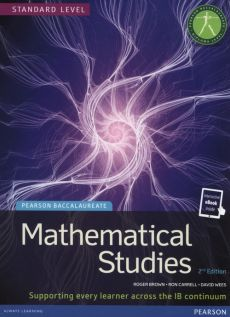 Pearson Baccalaureate Mathematical Studies - Roger Brown, Ron Carrell, David Wees