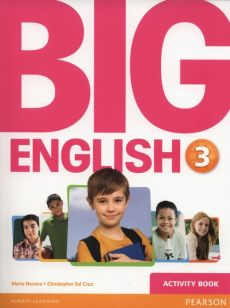 Big English 3 Activity Book - Mario Herrera, Sol Cruz Christopher