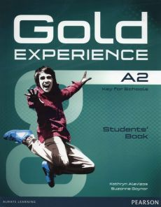 Gold Experience A2 Student's Book + DVD - Kathryn Alevizos, Suzanne Gaynor