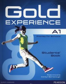 Gold Experience A1 Student's Book + DVD - Rose Aravanis, Carolyn Barraclough