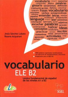 Vocabulario ELE B2 - Outlet - R. Acquaroni, J.S. Lobato