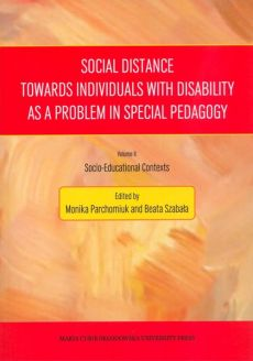 Social Distance Towards Individuals with Disability as a Problem in Special Pedagogy - Outlet