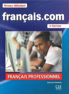 Francais. com Niveau debutant Podręcznik + DVD ROM + guide communication - Outlet - Jean-Luc Penfornis