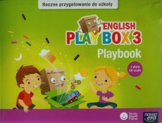 English Play Box 3 + CD - Rebecca Adlard