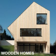 Wooden Homes - Outlet