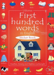 First Hundred Words in English - Heather Amery