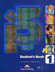The Incredible 5 Team 1 Student's Book + kod i-ebook - Outlet - Jenny Dooley, Virginia Evans