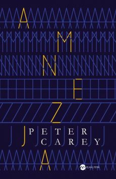 Amnezja - Peter Carey