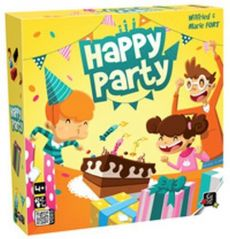 Happy party - Fort Wilfried et Marie