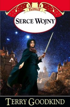 Serce wojny - Outlet - Terry Goodkind
