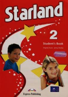 Starland 2 Student's Book + eBook - Jenny Dooley, Virginia Evans