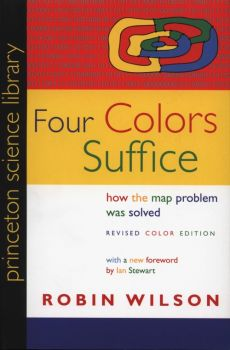 Four Colors Suffice - Outlet - Robin Wilson