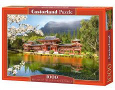 Puzzle Replica of the Old Byodoin Temple 1000