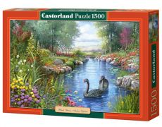 Puzzle Black Swans Andres Orpinas 1500