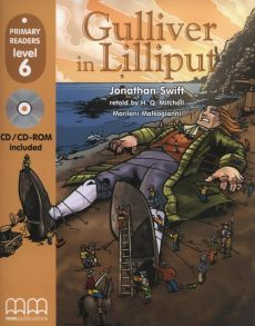 Gulliver in Lilliput  + CD - Outlet - H.Q. Mitchell
