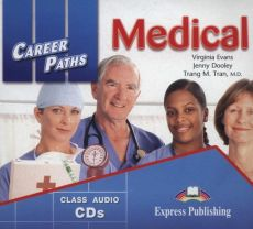 Career Paths Medical Class Audio CD - Jenny Dooley, Virginia Evans, Trang Tran M.