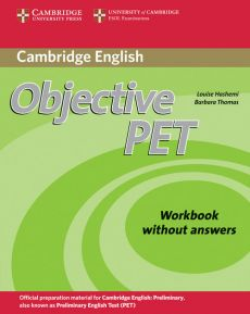 Objective PET Workbook without answers - Outlet - Louise Hashemi, Barbara Thomas