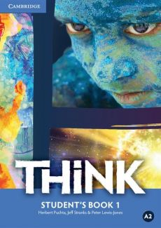 Think 1 Student's Book - Peter Lewis-Jones, Herbert Puchta, Jeff Stranks