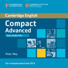 Compact Advanced Class Audio 2CD - Peter May