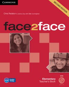 face2face Elementary Teacher's Book + DVD - Gillie Cunningham, Jeremy Day, Chris Redston