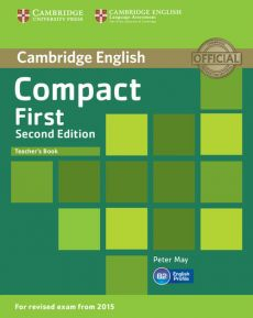 Compact First Teacher's Book - Peter May